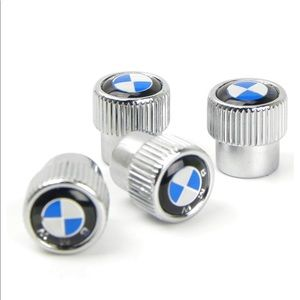 BMW Valve Stem Caps, Tire Valve Stem Caps